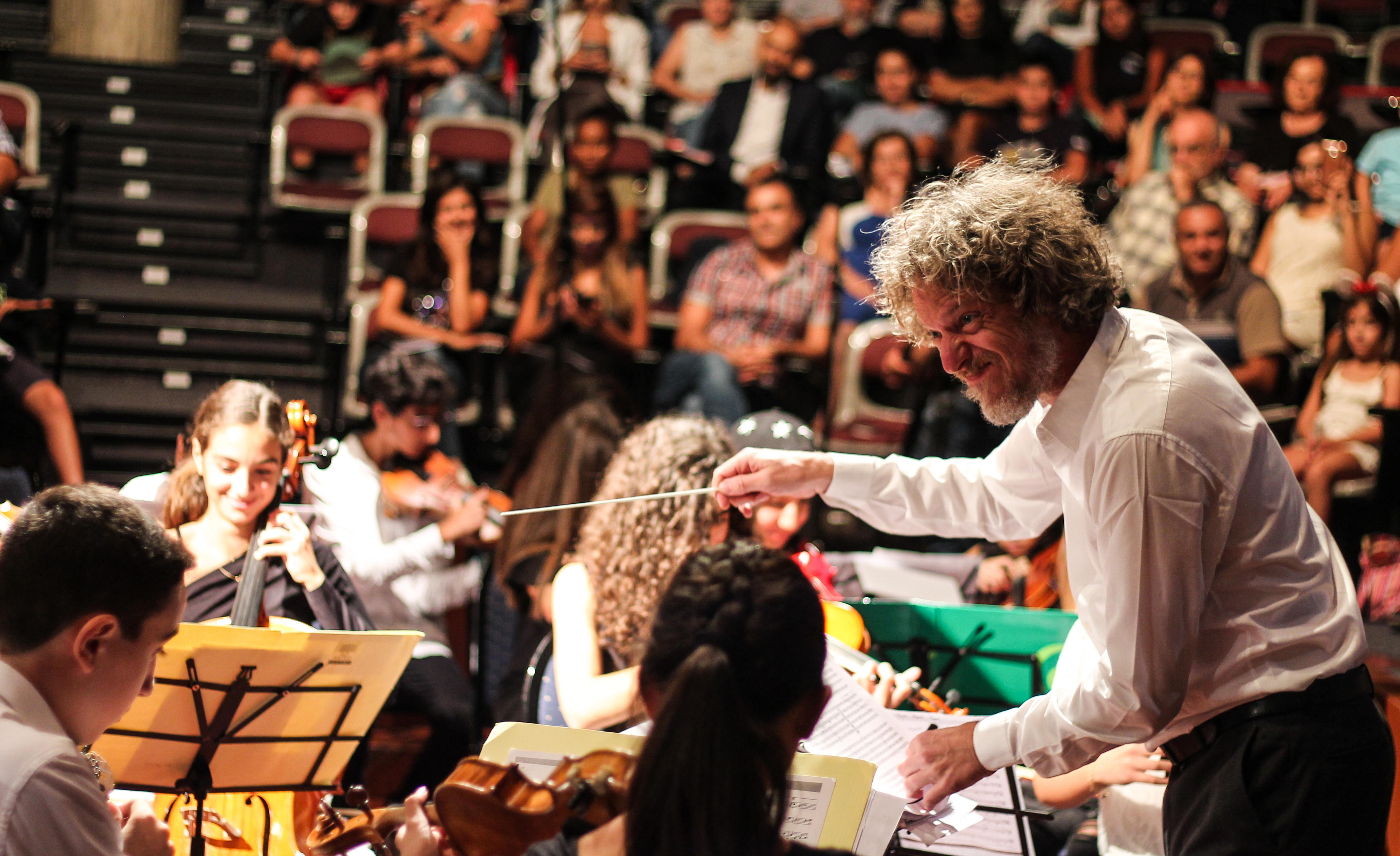 Orchestras Across Borders | American Voices